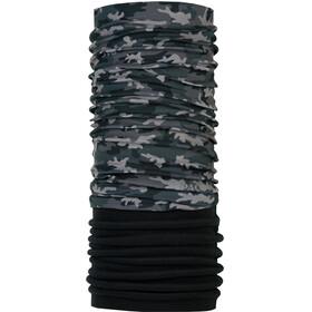 P.A.C. Fleece Loop Sjaal, grijs/zwart